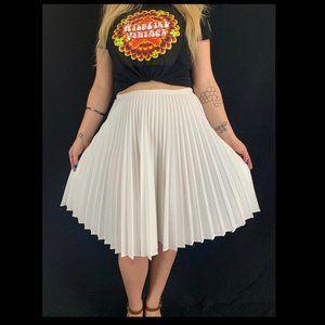 70s Koret Of California Accordion Pleated Skirt